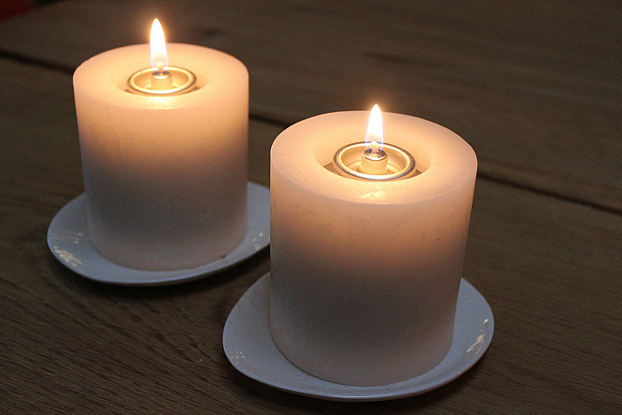 Olielys pure candle